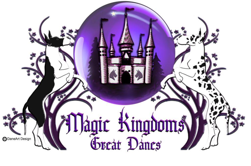 Magic Kingdoms Great Danes